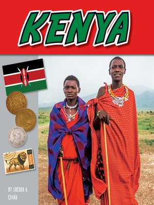 cover image of Kenya